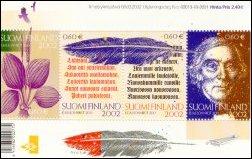 Miniature sheet Lönnrot 2002