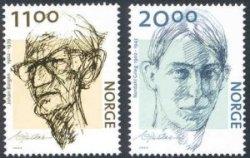 Johan Borgen and Nordahl Grieg