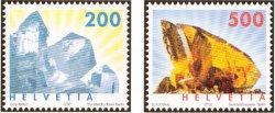 Swiss minerals