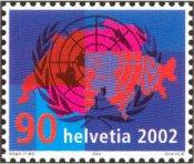 Switzerland's accession to the UN