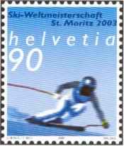 Alpine World Ski Championships 2003