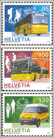 PostBus Switzerland
