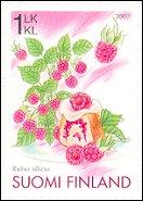 Raspberries stamp Finland 2007