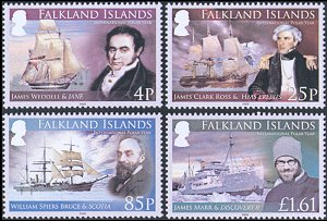 Polar Explorers Falkland Islands