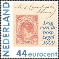 Dag van de Postzegel 2009 Nederland