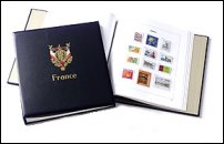 Postzegelalbums van Davo