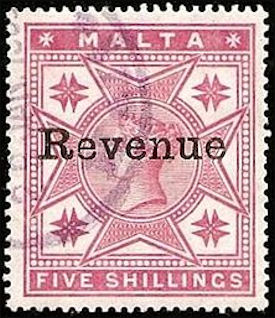 Fiscaalzegel Malta