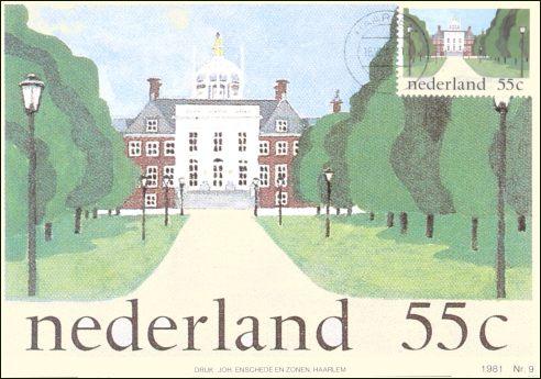 Huis ten Bosch 1981