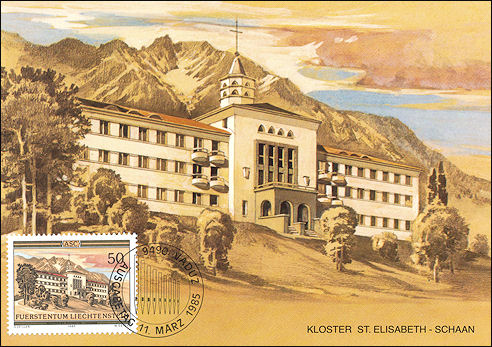 Klooster St. Elisabeth in Schaan