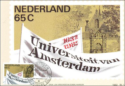 Universiteit van Amsterdam 1982