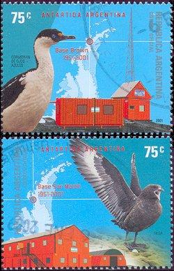 Postzegels Argentinië