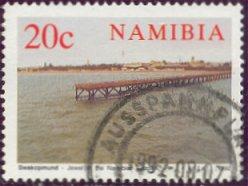 Postzegel Namibië