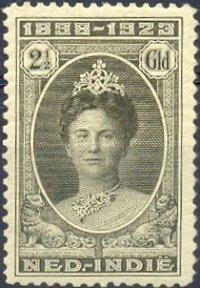 Postzegel Nederlands-Indië