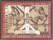 Postzegeldrukkerij Zwitserland