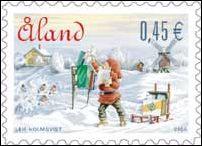 Kerst op Aland