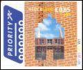 Bouwwerken op nieuwe Nederlandse postzegels