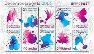 Decemberzegels 2005