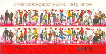 Kinderpostzegels Nederland 2006