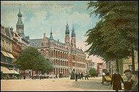 Postkantoor Nieuwezijds Voorburgwal Amsterdam