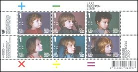 Kinderpostzegels 2010