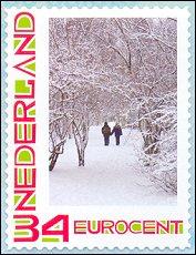 Kerstzegels Nederland 2008