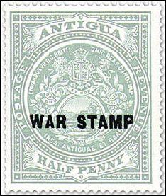 Antigua Oorlogsopdruk