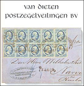 Van Dieten Postzegelveilingen