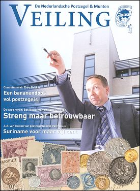 Nederlandse Postzegel en Muntenveiling