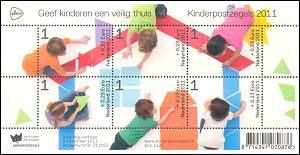 Kinderpostzegels 2011