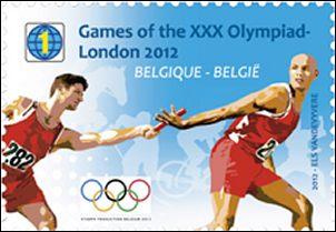 België Olympische Spelen 2012