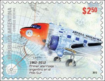 Argentijnse landing op de Zuidpool