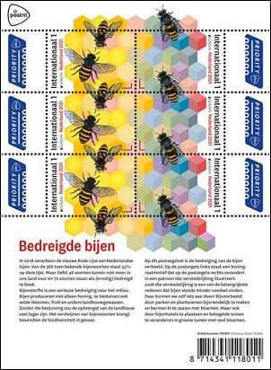 Bedreigde bijen