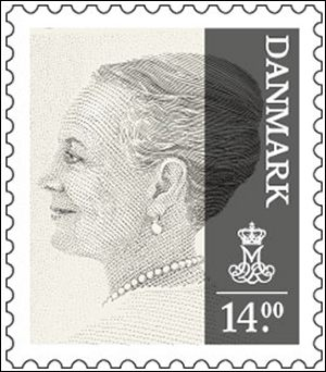 Koningin Margaretha II van Denemarken