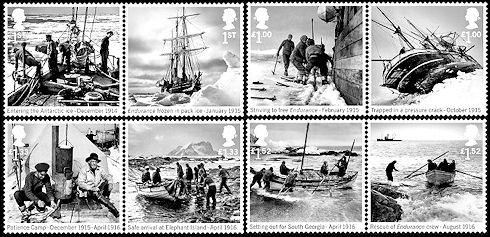 Zuidpoolexpeditie van Ernest Shackleton
