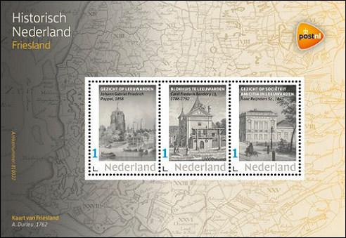 Friesland in Historisch Nederland