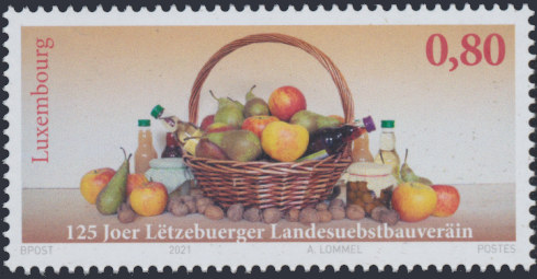 Fruitteelt in Luxemburg