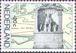 Nehalennia op Zomerzegel 1977