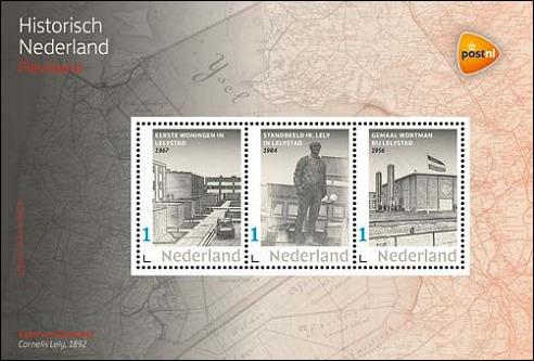 Flevoland in Historisch Nederland