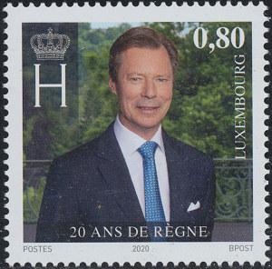 Jubileum Hendrik van Luxemburg in 2020