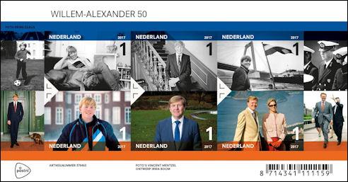 Koning Willem-Alexander 50