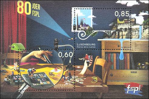 Postzegelvereniging FSPL