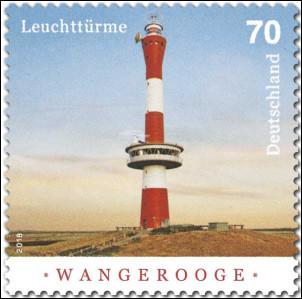 Vuurtoren Wangerooge
