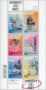 Zomerpostzegels Nederland 2009