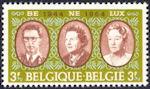 België, 1964, Benelux