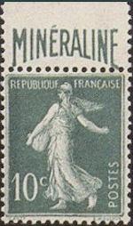Frankrijk Minéraline