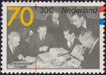 Nederland, Filacento, 1984
