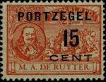 De Ruyter portzegel