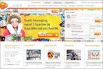 Website van PostNL