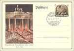 Briefkaart uit Duitsland 1934