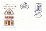 Thomas Mann en het Buddenbrookhaus